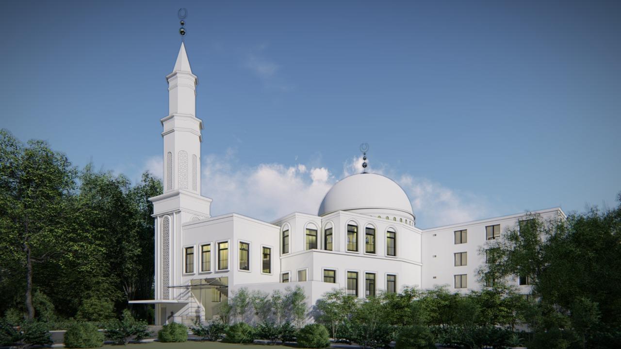 Masjid Baiturrahman Pondok Pinang Jaksel