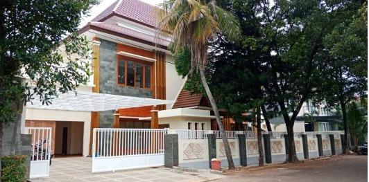 Rumah Dinas BRI Jl. WIjaya